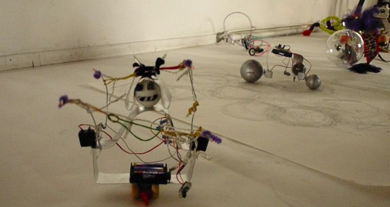 discorobots @ mediamatic amsterdam
